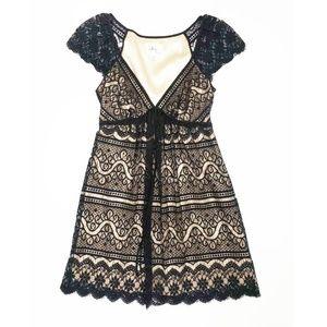Milly Black Lace Dress | Size: 0